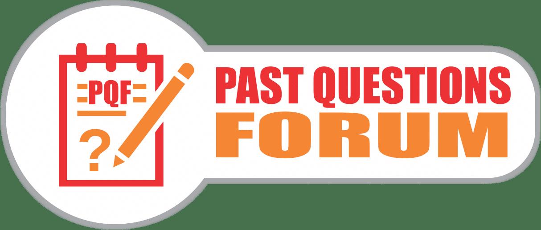Past Questions Forum